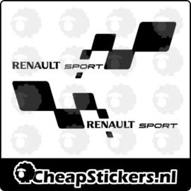 RENAULT SPORT STICKER SET