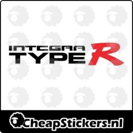 INTEGRA TYPE R LOGO