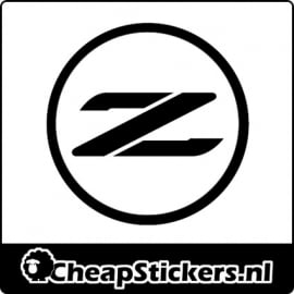 NISSAN Z LOGO STICKER