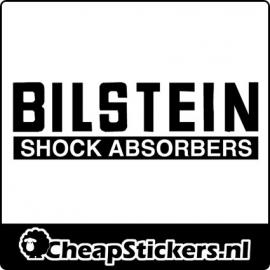 BILSTEIN LOGO STICKER