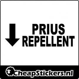 PRIUS REPELLENT STICKER