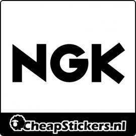 NGK LOGO STICKER