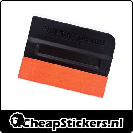 Rakel Voor Stickers.Pro Tint Bondo Rakel Sticker Wraptools Cheapstickers Nl