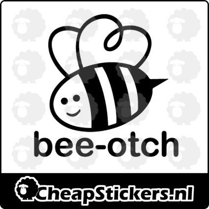BEE OTCH STICKER
