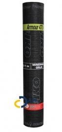 IKO powergum 470k24 grijs APP dakbedekking 5x1 m2 toplaag, prijs per rol 
