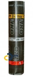 IKO powergum 470k24 Sparkling black APP dakbedekking 5x1 m2 toplaag, prijs per rol