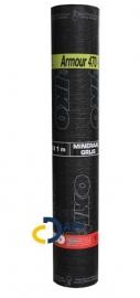 IKO gum 470k24 APP donkergrijs (Armour) dakbedekking 7,5x1 m2 toplaag, prijs per rol