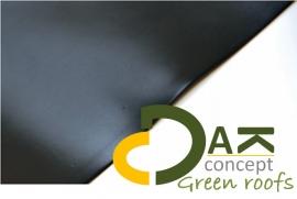 Wortelwerende folie LDPE 0,5mm prijs per m2