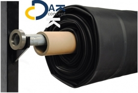 EPDM Hertalan Easy cover 1,2mm 280cm, dakbedekking op maat prijs per 10 cm1