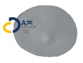 Binnenhoek Armourplan PVC dakbedekking prijs per stuk