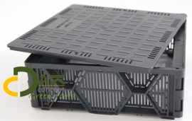 Controleput opbouw systeem sedum (midden dak) prijs per stuk