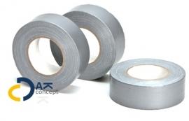 Tape Dubbelzijdig linnen PE folie 0,05 x 25 m2 prijs per rol