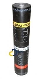 IKO powergum 470k24 black APP dakbedekking 5x1 m2 toplaag, prijs per rol 