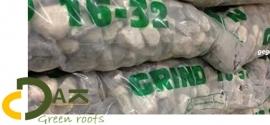 Dakgrind 16/32 prijs per zak 25kg prijs per zak