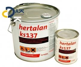 EPDM Hertalan contactlijm KS137 0,9kg (dakranden & details) prijs per stuk