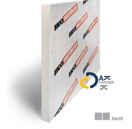 Goede PIR afschotisolatie aluminium IKO Enertherm, 30-40-50-60-70-80-90 JL-11
