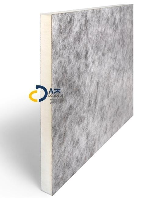 IKO Enertherm PIR isolatie bitumen BGF-BM 50mm/ 5cm (prijs per pak 7,2 m2 - 10 platen)