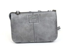 Bear Design clutch 'Umi 2' | steel