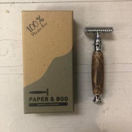Paper & Boo | veiligheidsscheermes bamboe