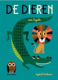 De dieren van Ingela | prentenboek