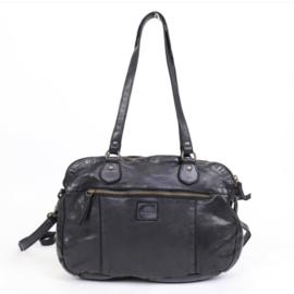 Bear Design handtas/schoudertas 'Lieke' | zwart