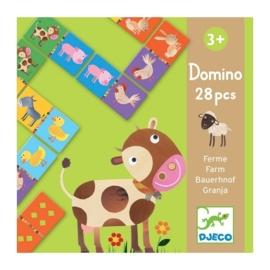Djeco spel | Domino boerderij