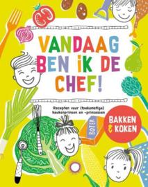 Vandaag ben ik de chef! | kookboek