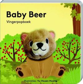 Baby beer | vingerpopboekje karton