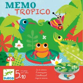 Djeco spel | Memo tropico