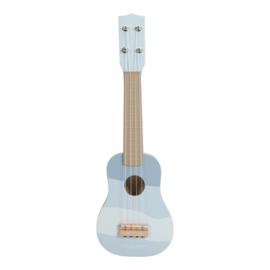 Little Dutch gitaar | blauw