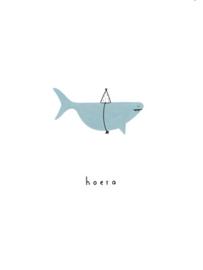 Kleinliefs, hoera haai