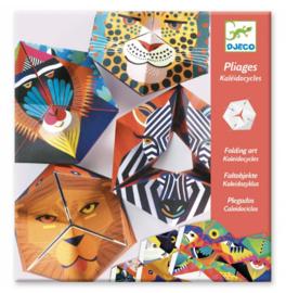 Djeco knutselen | mandala's kleuren