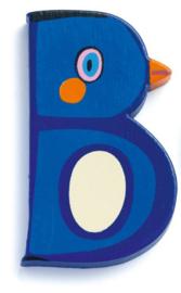 Djeco alfabet dieren | letter B