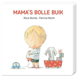 Mama's bolle buik | karton