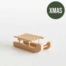 SPJ | houten sleetje