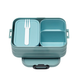 Mepal bento lunchbox take a break midi | nordic green