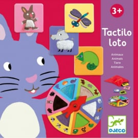Djeco spel | Tactilo loto