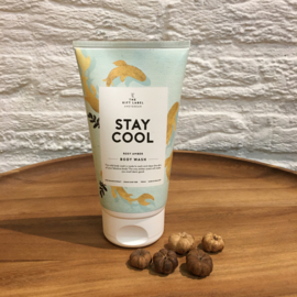 The Gift Label   Body wash Stay Cool, Rosy amber 150ML
