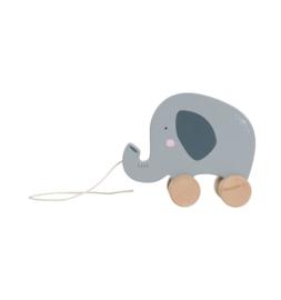 Little Dutch houten trekdier | olifant