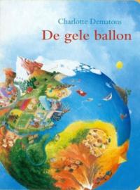 De gele ballon | prentenboek karton