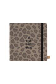 Zusss vriendinnenboek | 'goud waard' leopard