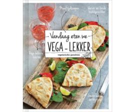 Vandaag eten we vega-lekker   Floor van Dinteren