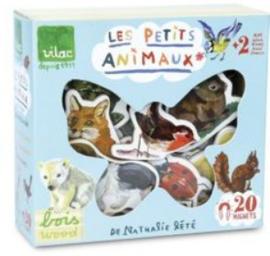 Vilac magneten | dieren van Nathalie Lété