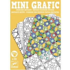Djeco Mini Grafic Abstracte vormen
