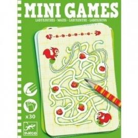 Djeco Mini games | Doolhof