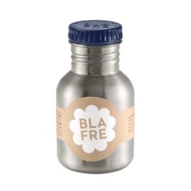 Blafre drinkfles 300 ml | donker blauw