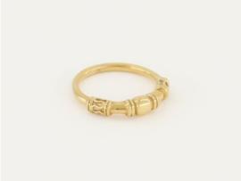 My Jewellery | Ring vormen Bali goud mt 19