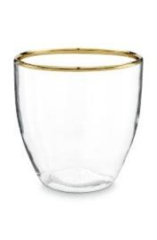 vtwonen | decoratieve accessoires glas goud