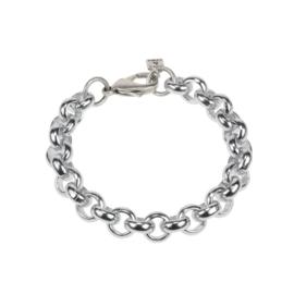 Camps & Camps zilveren jasseron armband