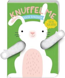 Knuffel me klein konijntje | karton